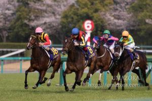 【競馬写真】2019年 第79回 桜花賞(GI) グランアレグリア